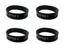 (4) Belts to fit Dirt Devil Hand Vacuum Model 103  - NEW