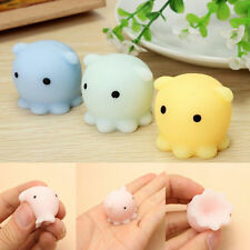 Mochi Squishy Cute Octopus Squeeze Healing Fun Toy Gift Relieve Stress Decor