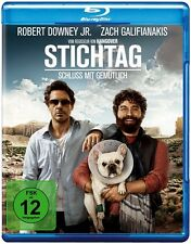Blu-ray * Stichtag * NEU OVP * Robert Downey Jr., Zach Galifianakis