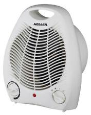 Portable Fan Heater Adjustable Thermostat Floor Table Desk Heller 2000W Heller