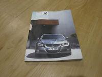 2013  BMW  3 SERIES OWNERS MANUAL