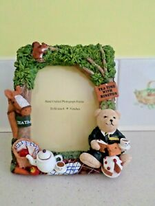 """RINGTON'S HAND CRAFTED PHOTO FRAME (6""""X5"""") BOXED"""