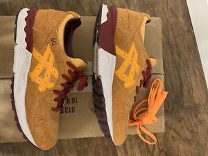 ASICS Men's Shoes Gel-Lyte V Orange Pop/Orange Pop H5D2L-3030 Men's Size 9