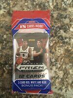 2020-21 Panini Prizm Draft Picks Cello Pack   Basketball 12 Cards + 3 card bonus