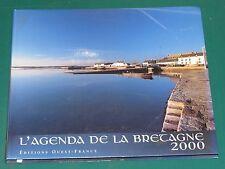 Agenda de la Bretagne 2000 Ouest-France Photos Yves VÉRON