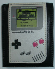 New Nintendo Leather GAME BOY WALLET Mens Womens Pocket - Super Mario Land RARE