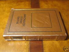 Easton Press BY-LINE Hemingway SEALED