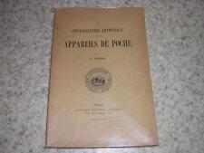 1900.photographie artistique par appareils de poche / Pitois