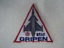 GRIPEN RTAF WING7 ROYAL THAI AIR FORCE THAILAND PATCH