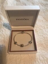 Authentic Pandora Mom Mothers Day Bracelet Includes A Mom Charm