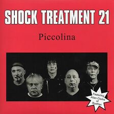 SHOCK TREATMENT 21 - PICCOLINA - IRISH PuNk KBD LTD EDT 300 Copies RUEFREX