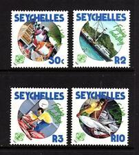 Seychelles 1987 Seychelles Fishing Industry