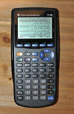 Calculatrice Graphique formelle TI-89