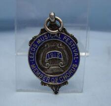 Birmingham Antique Solid Silver Medals