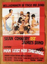 Man lebt nur zweimal - James Bond 007 (Kinoplakat '73) - Sean Connery