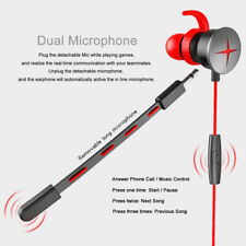 Zahara Gaming Earphone Stereo E-sports Earbuds Bass In-ear Headphones For PC PS4