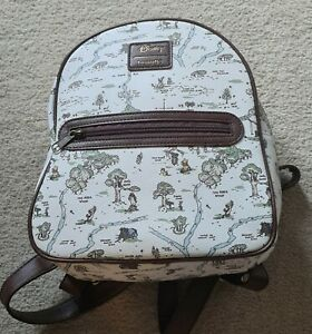Winnie The Pooh Disney Loungefly Backpack