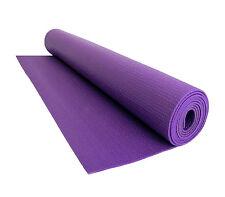 Tappeto tappetino yoga addominali aerobica palestra fitness ginnastica pilates