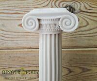 Ionic Column - Unique Sculpture of Monument /Memorial, Greek Architecture,9.45in
