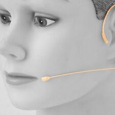 Auriculares Micrófono Para Shure micrófono de radio y Trantec Iluminación de Escenario Proel hcm23