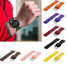 Samsung Gear S3 / Galaxy Watch 46 Band Strap Rugged Bracelet 22mm Silicon G2N3