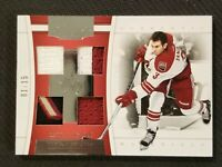 2012-13 PANINI DOMINION KEITH YANDLE JERSEY PATCH #ED 1/15