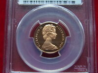 Australia. 1969 Two Cents..  PROOF - PCGS PR68 DCAM