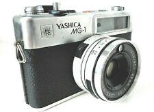 YASHICA MG 1 35mm - Fotocamera analogica vintage con Telemetro