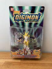 Digimon Renamon Action Feature Figure Season Three Bandai New Sealed