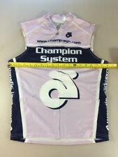 Champion System Mens Triathlon Top Size Large L (5617-3)