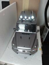 radio controlled cars - Tamiya Mercedes G500 4WD