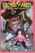 Boneyard #3 Richard Moore 2001 Comic Nantier Beall Minoustchine NBM Comics F+