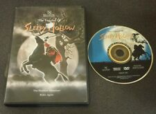 The Legend of Sleepy Hollow (DVD) Pierre Gang Brent Carver film movie Hallmark