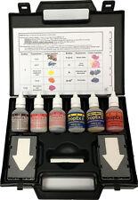 MISTRAL Drop Ex 50 Explosives Detection Identification Field Test Kit (50 tests)