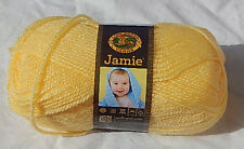 Jamie Baby Yarn in Sunshine Yellow - NEW & From a Smoke Free Home