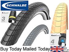 Schwalbe Sch7090 Big Apple Tyre - Black 26 X 2 Inch
