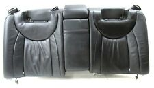 2001-2006 LEXUS LS430 OEM REAR SEAT UPPER LEATHER PASSENGER CUSHION HEATED BLACK