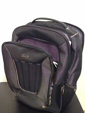 """Solo Pro 741-4 Laptop Backpack ! Great Book Bag For 15-17"""" laptops. Was $65"""