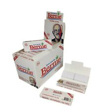 'Burn One for Bernie' 1.25 Size Rolling Papers and Filter Tips (33 Booklets)