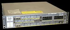 Cisco WS-C4900M V12 w/1* WS-X4920-GB-RJ45, 1* WS-X4908-10GE +PSU/GBICs