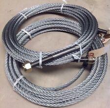 Equalizer Cables for Bend Pak Lift / Magnum Lift Model PR9CX Set of 2 Cables