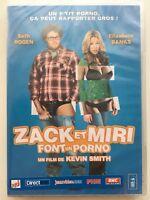 Zack et Miri font un porno DVD NEUF SOUS BLISTER Seth Rogen, Elizabeth Banks