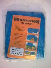Tarpaulin polytarp 3.6M x 5.4M 12'x18' waterproof sheet cover 100 grams / sq M