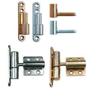 Türband Einbohrband Aufschraubband 15x83 mm Tür-Scharnier Türbänder Renovierband