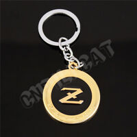 DATSUN Z Car Key Chain Ring Keychain for NISSAN Fairlady Z Z33 Z34 350Z 370Z Etc