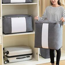 Clothes Blanket Closet Storage Clothing Sorting Travel Luggage Big Organizer Box