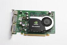 NVIDIA QUADRO FX1700 512MB PCIe Graphics Card Dual DVI RN034 0RN034