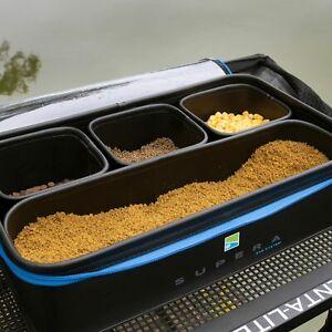 Preston Innovations Supera Eva Bait Storage System Carryall