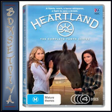 HEARTLAND - COMPLETE SEASON 10 - TENTH SEASON  **BRAND NEW DVD - 4 DISC SET**