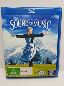 Sound of Music Blu-Ray Region B